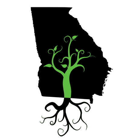 logo Georgia Roots Landscaping